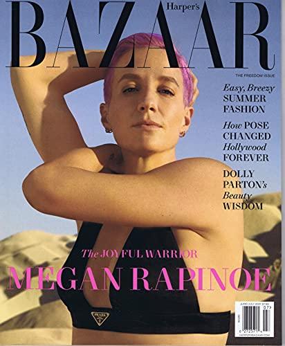 Harper's BAZAAR US 最新号 表紙画像
