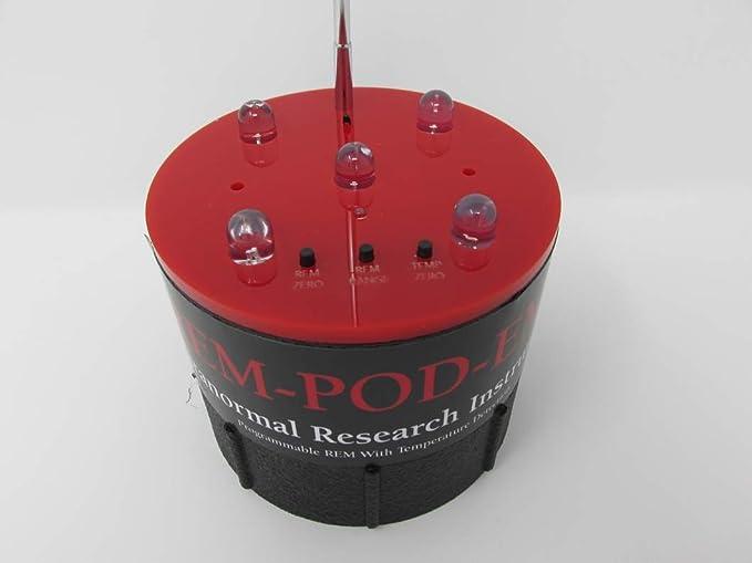REM-POD + ATDD (Ambient Temperature Deviation Detection), [Importado de Reino Unido]: Amazon.es: Electrónica