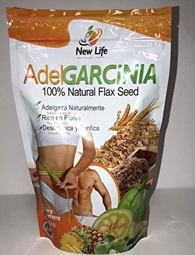 Sabila para adelgazar con linaza seed