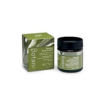 Amazon Com Botani Australia Rescue Acne Cream 100 Natural Acne
