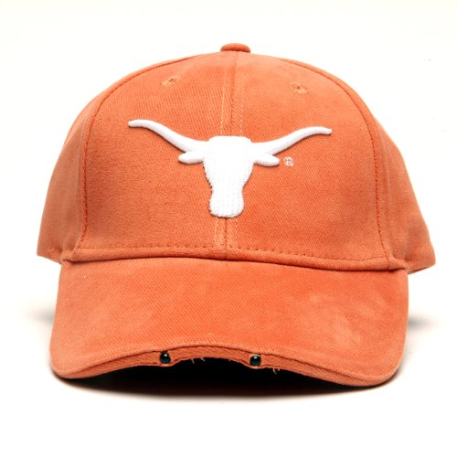 NCAA Texas Longhorns Dual LED Headlight Adjustable Hat