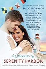Welcome to Serenity Harbor - A Pine Tree State of Mind Anthology Paperback