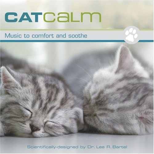 - CatCalm: Music To Comfort and Soothe