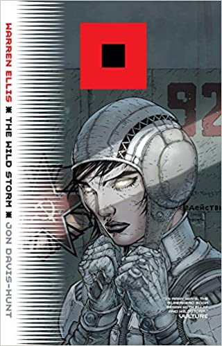 Image result for the wild storm volume 1 cover