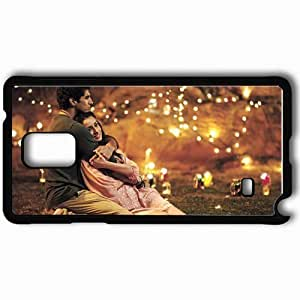 Personalized Samsung Note 4 Cell phone Case/Cover Skin Aashiqui 2 Movie Black