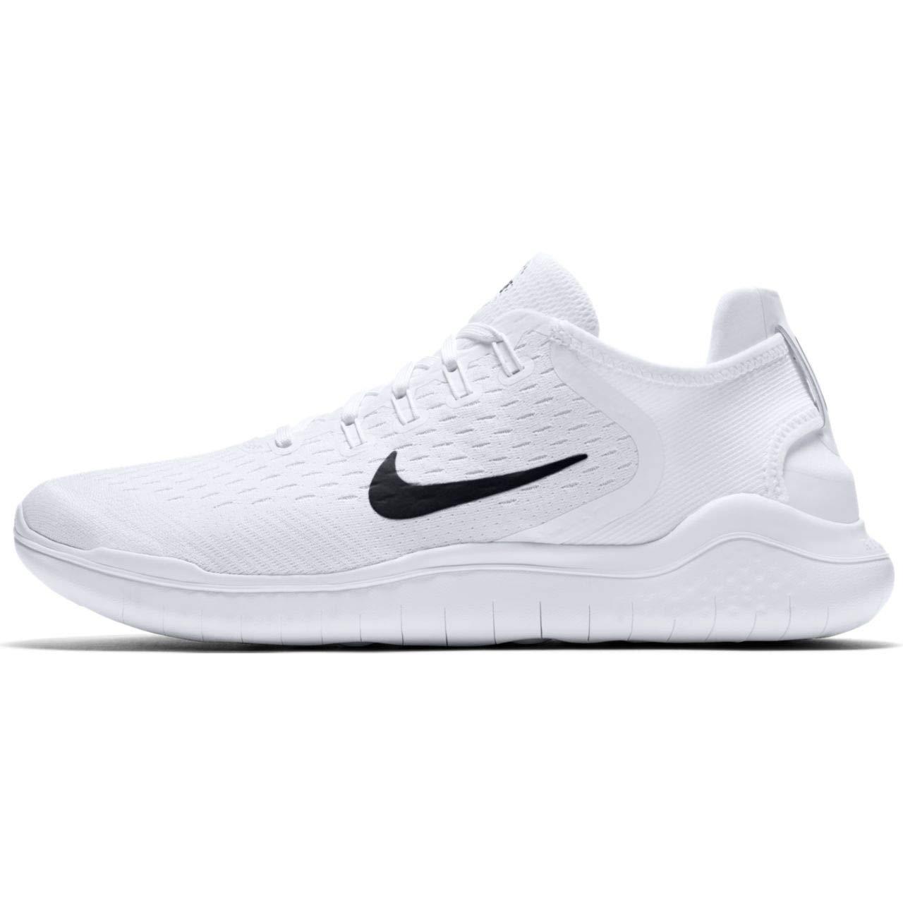 Blanc (blanc noir 100) Nike Libre RN 2018, Chaussures de FonctionneHommest Homme