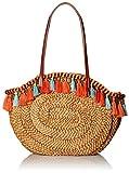 Sam Edelman Rachael Tote Bag, Coral Multi