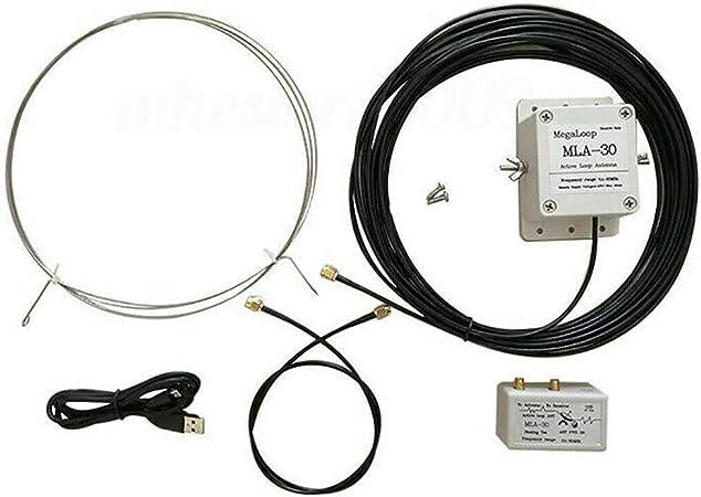 KERDEJAR haohao MLA-30 + Antena de Bucle Antena receptora ...
