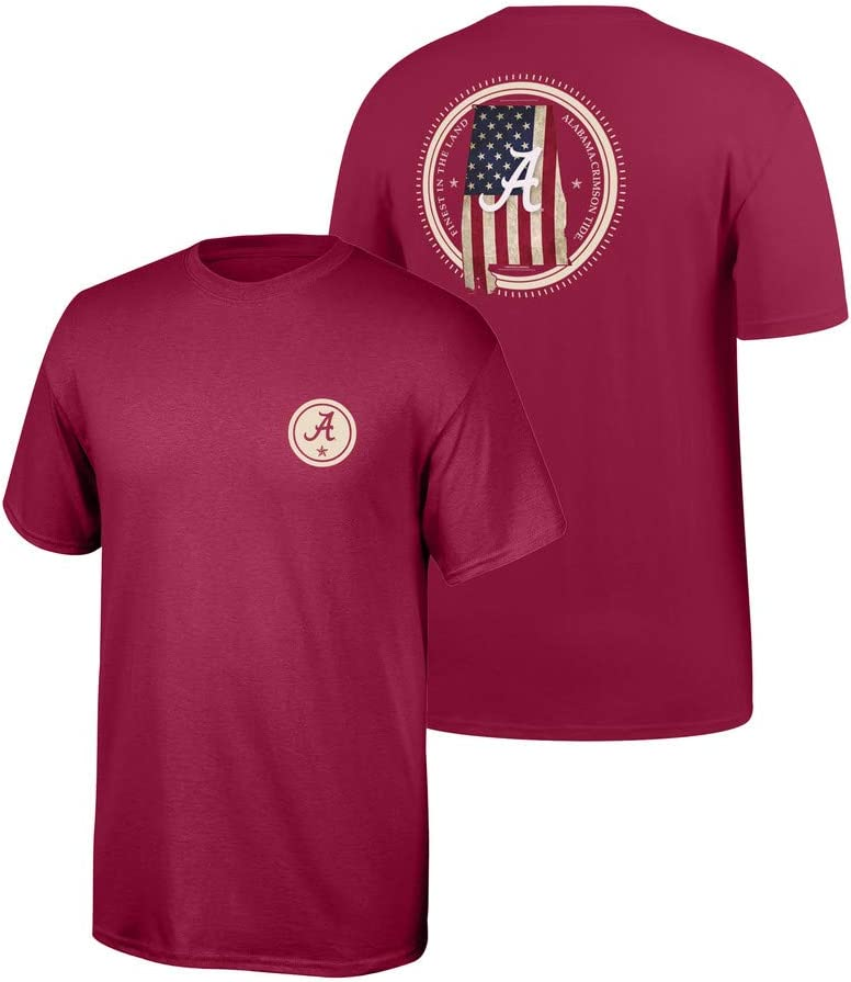 NCAA Mens T Shirt State Patriot