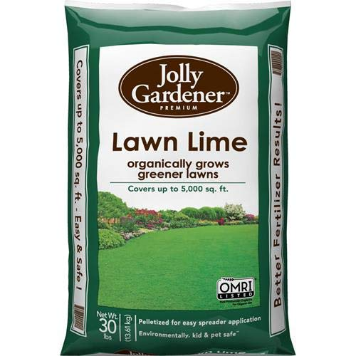Old Castle Lawn & Garden 54055009 098962 Jolly Gardner Fast Acting Lime, 5000 sq. ft. ()