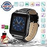 Smart Watch,Bluetooth Smartwatch Touchscreen with...