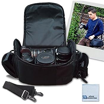 Amazon.com : AmazonBasics Large DSLR Gadget Bag (Orange