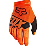 2018 Fox Racing Youth Dirtpaw Race Gloves-Orange-YM