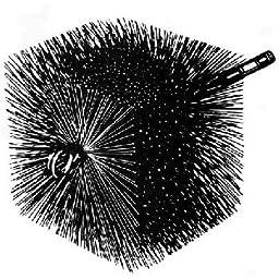 Square Wire Chimney Brush 1/4\