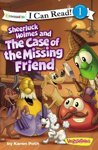 Download Sheerluck Holmes and the Case of the Missing Friend (I Can Read! / Big Idea Books / VeggieTales) pdf