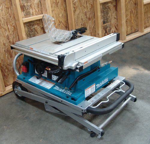 Makita 2705x1 10 Inch Contractor Table Saw With Stand