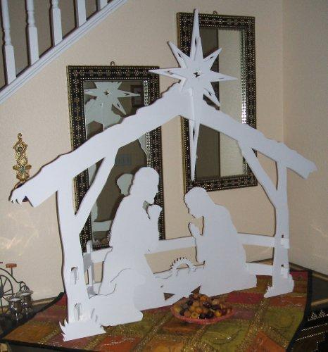 MyNativity Outdoor Christmas Nativity Set, Medium by MyNativity (Image #7)