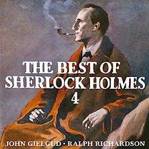 The Best of Sherlock Holmes, Volume 4 Radio/TV Program