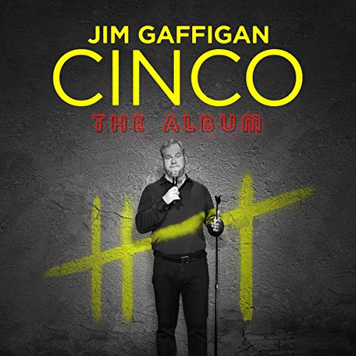 Pdf Entertainment Jim Gaffigan: Cinco