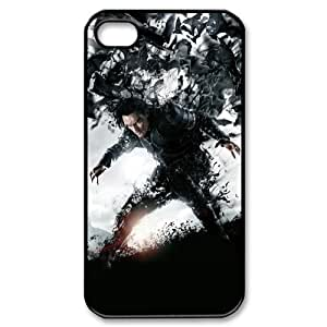 Dracula Untold SANDY0534112 Phone Back Case Customized Art Print Design Hard Shell Protection Iphone 4,4S