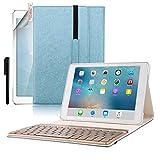 Best Boriyuan Wireless Keyboard Ipads - BoriYuan iPad Pro 9.7 Smart Case Backlit Keyboard Review