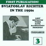 Sviatoslav Richter in the 1950s, Volume 3