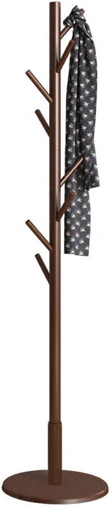 FADDA Sturdy Wood Coat Rack