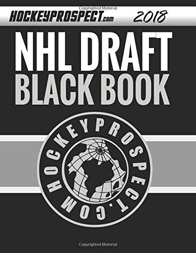 2018 NHL Draft Black Book