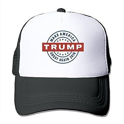 Unisex Make America Great Again Donald Trump Win Mesh Trucker Hat
