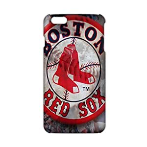 Boston Red Sox 3D Phone Case for iPhone 6 Plus