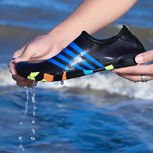 Plus Beach Wading Aqua Shoes Size Outdoors Shoes Water for Swimming Men Diving Women Fishing Shoes Beach Summer Shoe 44qHxI6a