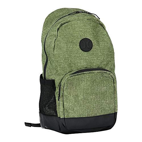 - Hurley Blockade Heather Backpack, Palm Green