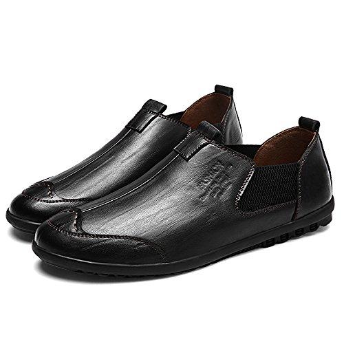 Comodo Black De Zapatos Hombre 248 Coolcept Loafers Vacaciones AwpvxPqH