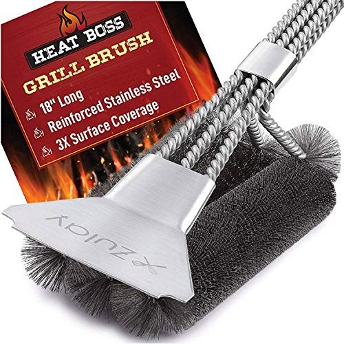 18 Heat Boss Grill