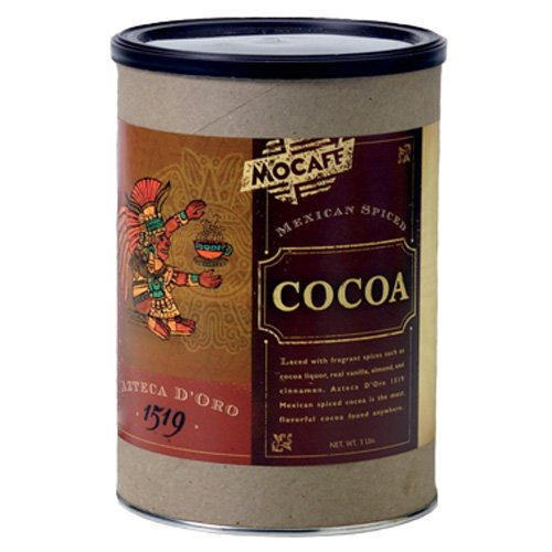 MOCAFE MEX SPICED COCOA, CS 4/3# CAN, 03-0281 MOCAFE/IBC SPECIALTY BEVERAGE by Mocafe/IBC