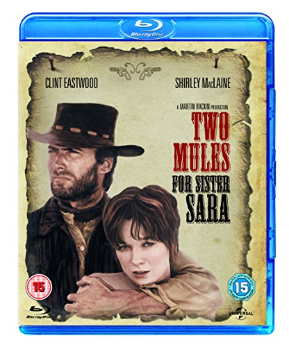 Two Mules for Sister Sara (Import) [Blu-ray] -