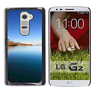 Exotic-Star ( Landscape beauty ) Fundas Cover Cubre Hard Case Cover para LG G2 / D800 / D802 / D802TA / D803 / VS980 / LS980