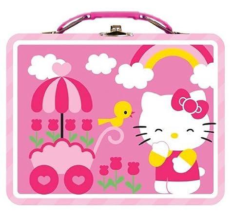 The Tin Box Company Hello Kitty Large Carry All (The Tin Box Company Small)