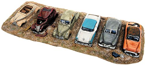 (Walthers SceneMaster Junk Automobiles Row)