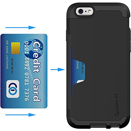 iPhone 6s Wallet LUVVITT Holder