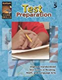 Core Skills Test Preparation, Steck-Vaughn Staff, 073985738X