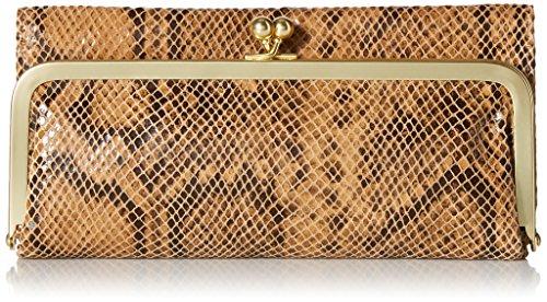 HOBO Hobo Vintage Rachel Wallet, Autumn Python, One Size