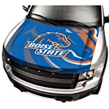 NCAA Boise State Auto Hood Cover, One Size, One