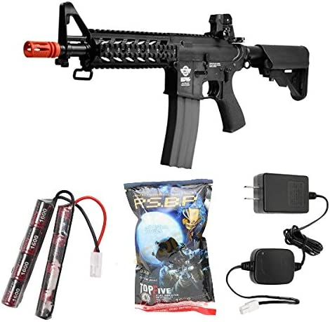 G G CM16 Combat Machine Raider CQB Battery Charger Combo