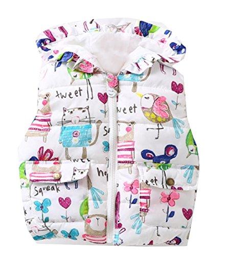 Quilted Hooded Zip Sweatshirt - 9