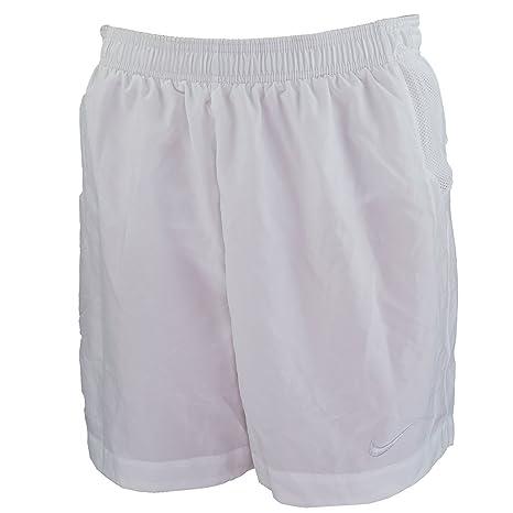 b41039f69dfc Amazon.com   Nike Girl s Pasadena II Shorts White XL   Sports   Outdoors