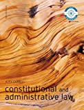 Constitutional and Administrative Law, Alex Carroll, 1405899115