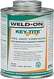 Weld-On 10064 505 Key Tite Metal Pipe Thread