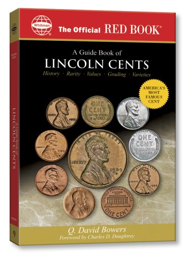 - A Guide Book of Lincoln Cents (Official Red Books)