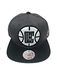 reputable site a07c3 b636d ... best price nba los angeles clippers charcoal grey snapback hat 4accb  c4d47